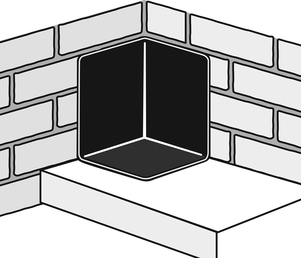 Premolded corners portalsplus