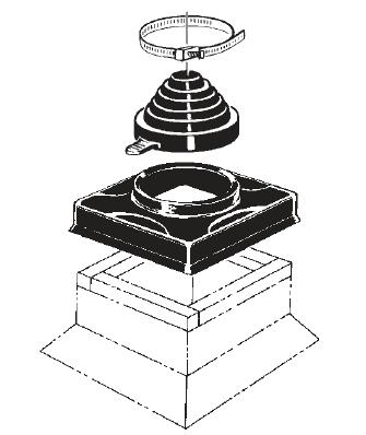 Pipe Portal with C-126 Cap