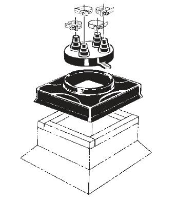 Pipe Portal with C-212 Cap
