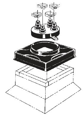 Pipe Portal with C-412 Cap