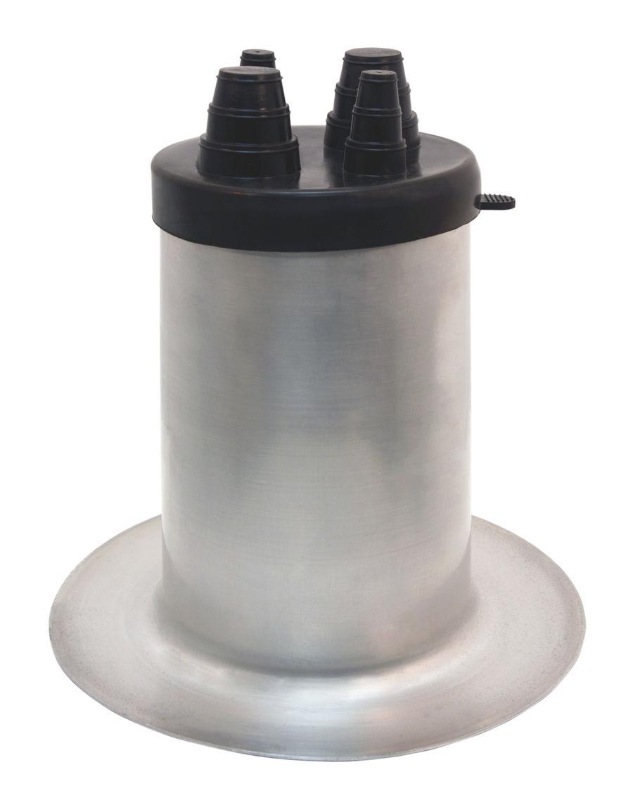 24025_AlumiFlash_ExtraTallBase_C-212_Black