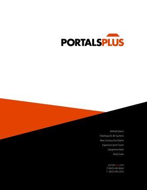z - Cover Image: Portals Plus
