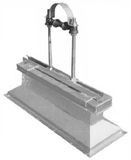 Pipe Mounting Pedestal with ER-4A