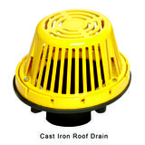 Cast Iron Roof Drain