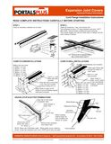 z - Cover Image: Curb Flange Installation Instructions