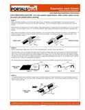 z - Cover Image: Straight Flange Joint Splicing Installation Instructions