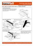 z - Cover Image: Straight Flange Installation Instructions